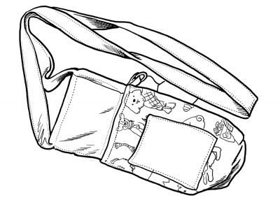 10. Your Bottle Carrier